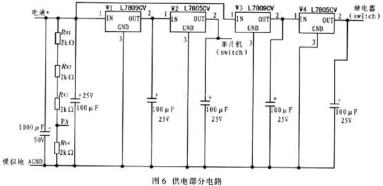 基于picl6f676的太阳能控制器